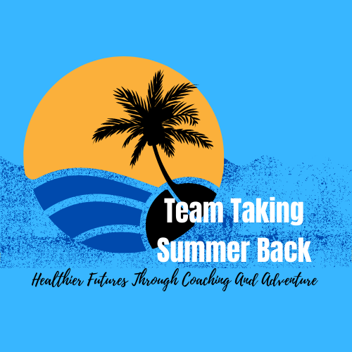 taking summer back team logo - image
